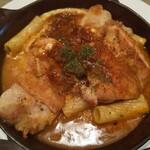 ブレッドガーデン - 若鶏のグリルラザニア風 1290円