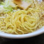 宗家一条流がんこラーメン八代目直系 - 麺