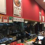 担担麺専門店 DAN DAN NOODLES. ENISHI - 内観写真: