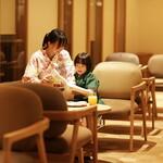 さんぽう西村屋 - 1日2000円で終日出入り自由な休憩サロンラウンジ。ドリンクバー・スナックブッフェ付きです。