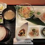 川太郎 - 料理名を忘れた・・・。