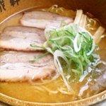 平成軒 - 味噌ラーメン