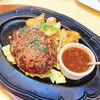 創作料理 香音 - 料理写真:日光高原牛(100%)ハンバーグステーキ  和風ソース    1800円