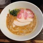 金彩 - トリトン味噌ラーメン