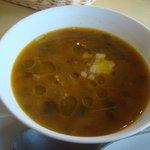 126359 - トラットリア ロアジ 野菜たっぷりのミネストローネ