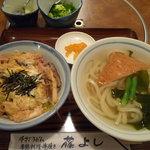 1260519 - 親子丼定食¥735