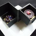 ブルガリ イル カフェ - ☆お洒落な2段のショコラショコラ(●^o^●)☆