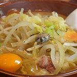 ともゑ堂 - 料理写真:塩ちゃんぽん