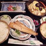 魚料理 吉成 - おまかせ定食