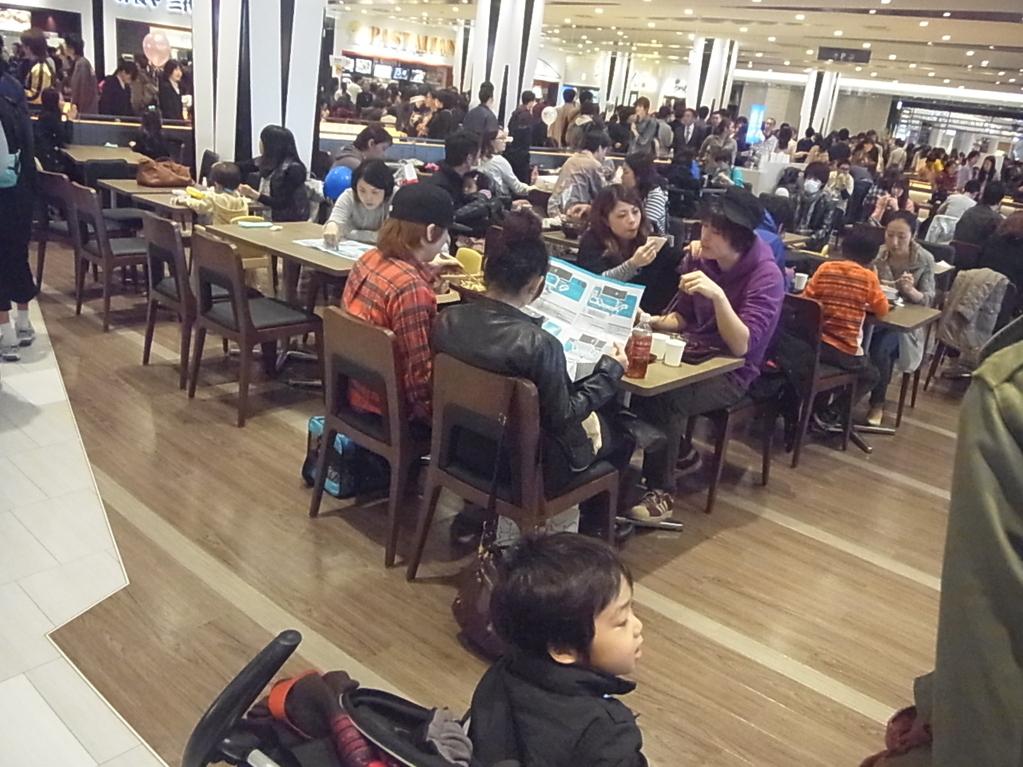 スモールマーケットアットデリ ダイバーシティ東京プラザ店