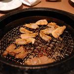 炭火焼肉 明翠園 -