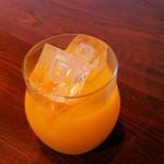 ル ヴェール フレ - オレンジジュース
