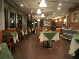 レストラン・ラグーン - 店内です