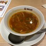 126006255 - 南インド風ラサムスープ