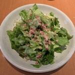Aglio - 料理写真:パスタセットのサラダ(2020,2)