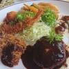 ル プティ ジャルダン - 料理写真:洋食プレート