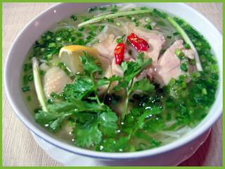 サイゴンマジェスティック - 美味しい鶏肉のフォー【フォーガー】