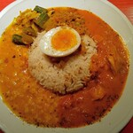 Spice Kitchen LACUU  - あいがけカレー