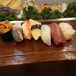 寿しの喜久代 - 料理写真:大特上寿し