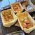 レストラン ブランヴェール - 料理写真:朝食バイキング・パン。
