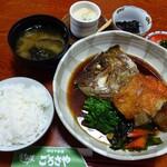 旬の味 ごろさや - 料理写真:煮魚定食