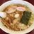 中華料理 しむら - 料理写真:ワンタンメン(850円)