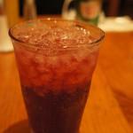 フランクリン・アベニュー - カシスソーダ(950円)で乾杯♪