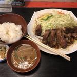 126021294 - 大とんてき定食 ¥1,760-