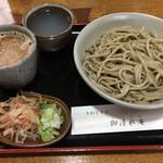 御清水庵 - 料理写真:おろしそば(越前そば)