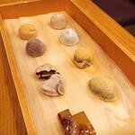 HIGASHIYA GINZA - 和菓子