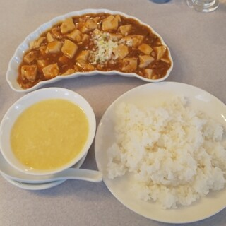 チャイナハウス 桂花楼 - 料理写真:ランチセット