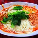 中国家庭料理 楊 - これが噂の汁なし坦々麺¥780