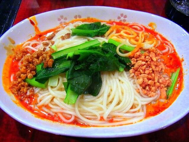 中国家庭料理 楊 2号店 - これが噂の汁なし坦々麺¥780