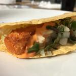 ラ サルサ サウザン カリフォルニア ブッフェ - 料理写真:フィシュタコ