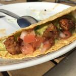 ラ サルサ サウザン カリフォルニア ブッフェ - 料理写真:メキシカングリル