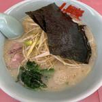 山岡家 - 料理写真:ネギ塩ラーメン770円