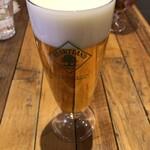 REGALO - ランチビール(セットにプラス200円)