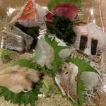 追っかけ鮨 地魚料理 松輪 -