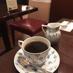 椿屋カフェ - 椿屋オリジナルブレンドコーヒー