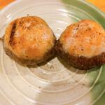 鶏ジロー - これ!しいたけの肉詰め!美味しい