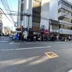 Hakataissou - このくらいの行列で1時間10分くらい待ちでした。