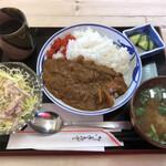 定食屋 福幸 - 料理写真:♪カレーライス大盛¥500