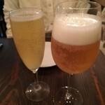 Boulangerie Bistro EPEE - レモンビールとリンゴのシードル