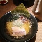大澤麺工房 一葵 - らー麺あっさり
