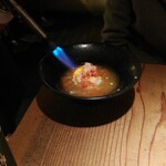 大澤麺工房 一葵 - フレッシュトマトの炙りご飯