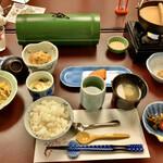 中松屋旅館 - 料理写真: