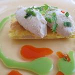 パスティス - 料理写真:絵画のような前菜