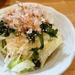 でんじろう - 野菜サラダ 400円