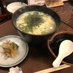 居酒屋・炭火焼 庄八 - 蟹雑炊