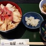 田園 - ほっきめし定食¥1,600